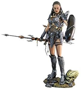 Hot Toys Movie Masterpiece: Alien vs Predator - She Predator Machiko 1/6 Figure