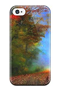 Tpu Case For Iphone 4/4s With Scenic