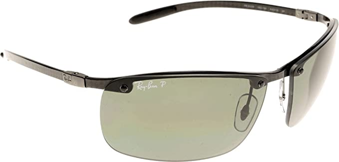 5408cb44b9 ... discount code for rayban rb 8306 082 9a carbon grey green polarized  tech sunglasses 7e045 2b016