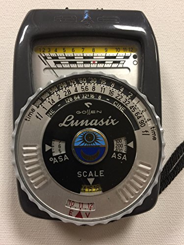 Gossen Lunasix 3 Light Meter with ()