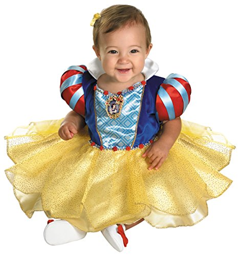 Snow White Costume - Baby 12-18 (Snow White Costume For Infant)