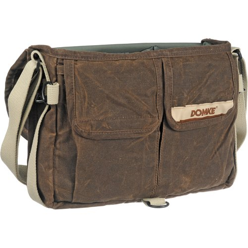 (Domke 701-83A F-803 Camera Satchel Bag -Brown )