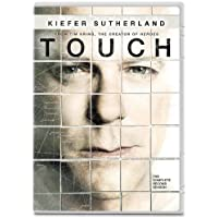 Touch: The Complete Second Season [Importado]