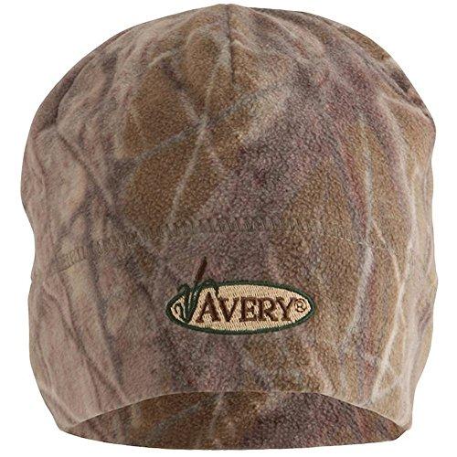 Avery Outdoors Windproof Fleece Skull Cap,BuckBrush ()