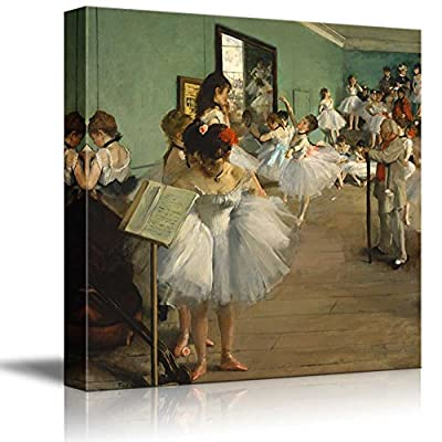 Beautiful Picture, That's 100% USA Made, The Dance Class by Edgar Degas