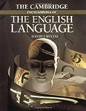 The Cambridge Encyclopedia of the English Language