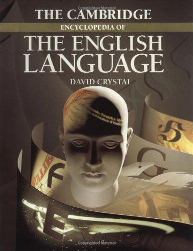 The Cambridge Encyclopedia of the English Language by Cambridge University Press