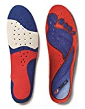 Sidi Memory Insoles Blue/Red Size 45