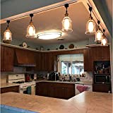 IVEN H-Type 3 Wire Miniature Pendant Track Lighting
