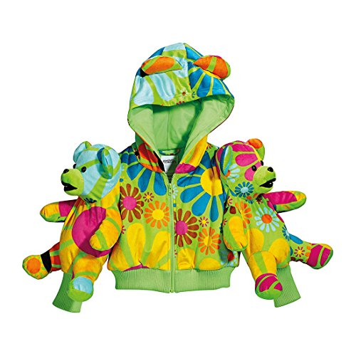 Adidas Womens Bear Hoody - Jeremy Scott (multicolor / - Scott Jeremy