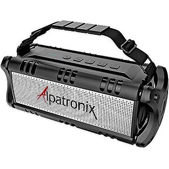 Amazon.com: Wireless Speaker, Alpatronix AX440 30W Ultra