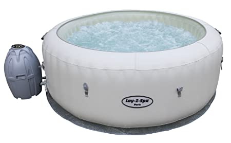 Bestway 54148 - Spa Hinchable Lay- Z-Spa Paris Para 4-6 personas ...