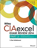 Wiley CIAexcel Exam Review 2014: Part 3, InternalAudit Knowledge Elements
