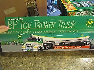 - 1992 Bp Toy Tanker Truck Limited Edition In Box