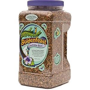Goldenfeast Australian Blend Bird Food 64 Ounce 118