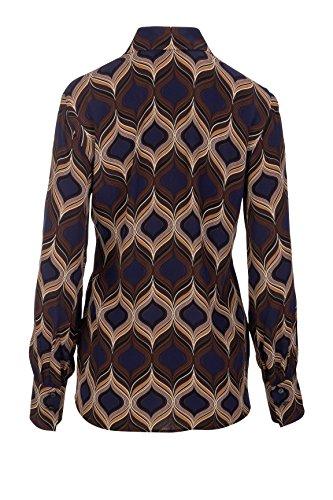 Nadine H. - Camisas - para mujer azul oscuro