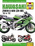 Kawasaki ZX600 & 636 (ZX-6R) '95 to '02 (Haynes Service & Repair Manual)