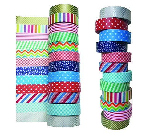 iCrafts Planet Washi Tape Rolls