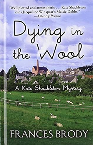 book cover of Dying in the Wool