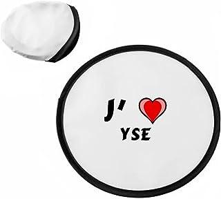Frisbee personnalisé avec nom: Yse (Noms/Prénoms) SHOPZEUS
