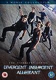 Divergent, Insurgent and Allegiant [DVD] [2016]