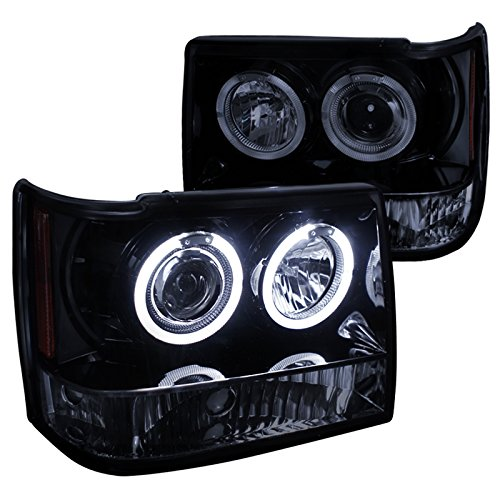 Spec D Tuning 2LHP GKEE93G TM Projector Headlights
