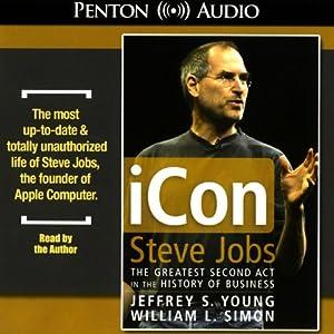 iCon Steve Jobs Hörbuch