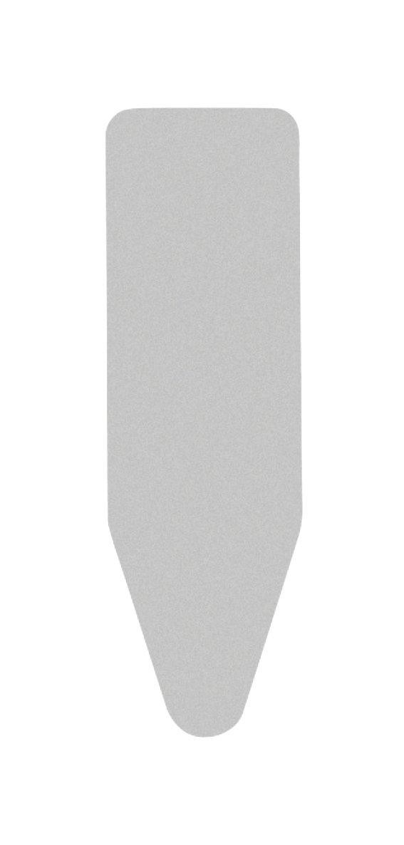 Brabantia 317705 Ironing Board Cover 49 x 15 Inch (Size B, Standard) - Gray by Brabantia