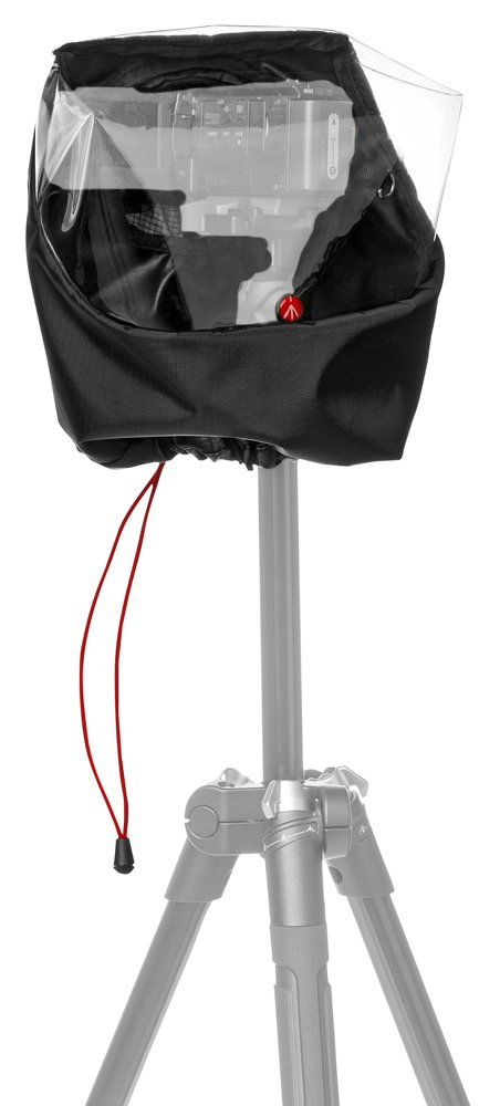 Manfrotto MB PL-CRC-17 Video Raincover (Black)