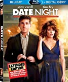 Date Night (Two-Disc Extended Edition + Digital Copy) [Blu-ray]