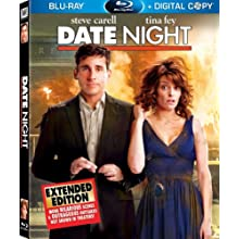 Date Night (Two-Disc Extended Edition + Digital Copy) [Blu-ray] (2010)