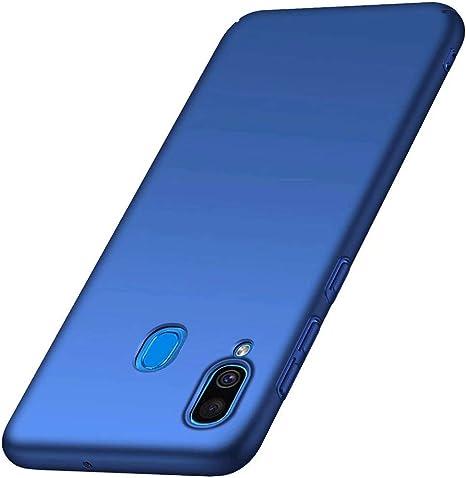 Funda Samsung Galaxy A20 / A30 Caja Caso MUTOUREN PC Carcasa Anti ...