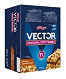 Best Protein Bars - Kellogg's Vector Protein Mixed Nut Bars, 15x40g Review