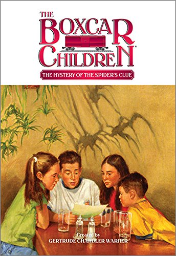 Mystery Spiders Boxcar Children Mysteries product image