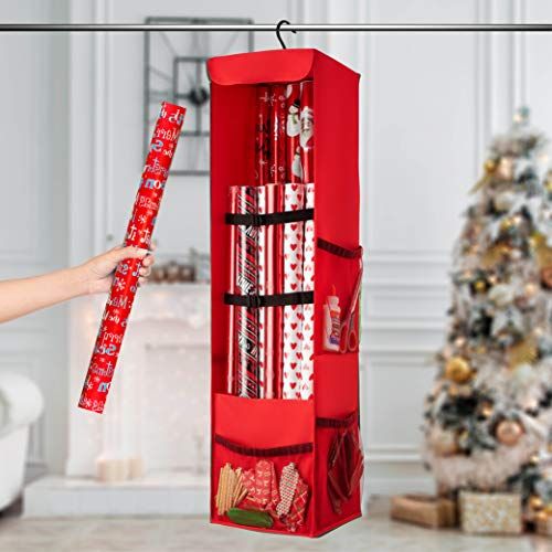 Buy wrapping paper storage
