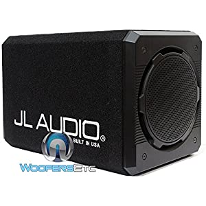 "CS212G-W6V3 - JL Audio 12"" 2400W Dual ProWedge Sealed W6V3 Subwoofer Enclosure"