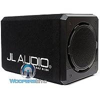 CS212G-W6V3 - JL Audio 12 2400W Dual ProWedge Sealed W6V3 Subwoofer Enclosure