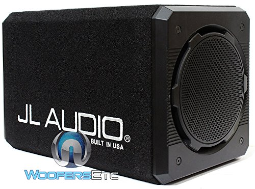 CS212G-W6V3 – JL Audio 12″ 2400W Dual ProWedge Sealed W6V3 Subwoofer Enclosure