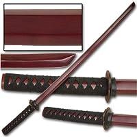 Ace Martial Arts Supply Kendo - Espada de Madera para práctica Samurai Katana, 101,6 cm