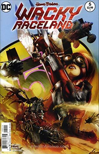 Wacky Raceland #5 VF/NM ; DC comic book