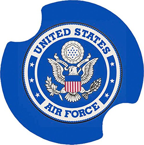 Thirstystone Air Force Car Cup Holder Coaster, - Coaster Air Force