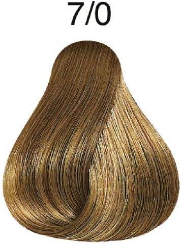 Wella Professionals Koleston - Tinte para cabello (60 ml), 7/0 rubio medio