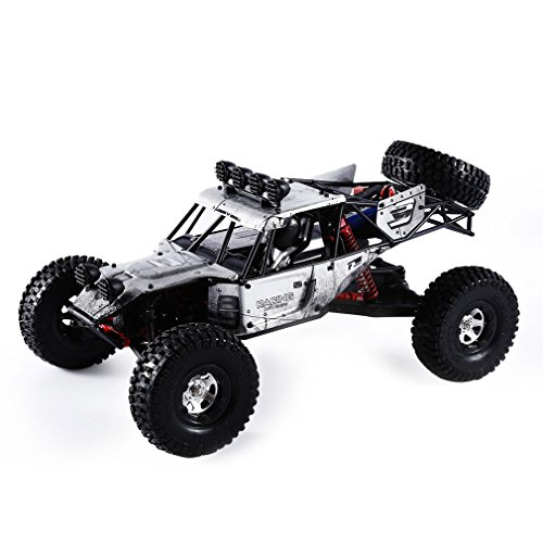 OCDAY Remote Control Car RC 1/12 Scale 4WD, High Speed Re...