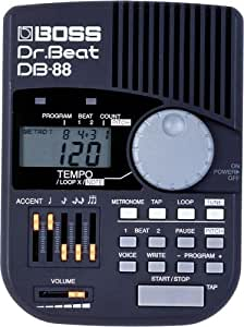 boss db 88 talking dr beat metronome musical instruments. Black Bedroom Furniture Sets. Home Design Ideas
