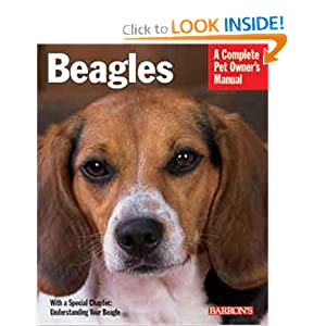 Beagles (Barron's Complete Pet Owner's Manuals) Lucia E. Parent
