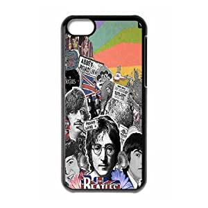 Best Quality [SteveBrady PHONE CASE] The Beatles Music Band For Iphone 5c CASE-9