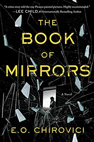 book cover of The Book of Mirrors