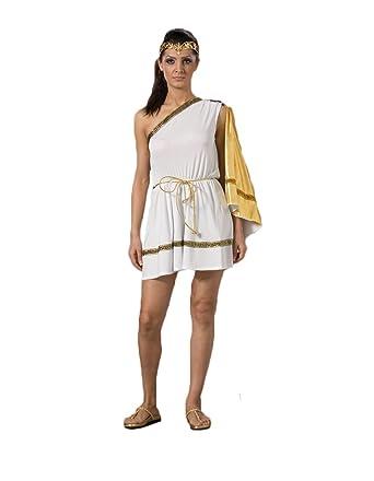 Amazon.com  Women s Toga Dress Theater Costume  Clothing b702d4489
