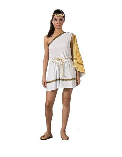 Amazon Com Women S Toga Dress Theater Costume Clothing