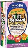 Animal Parade Gummies Multivitamin Nature's Plus 50 Gummy
